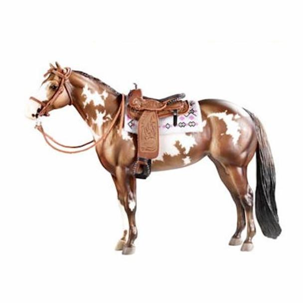 Breyer Horses Cimarron Western Pleasure Saddle