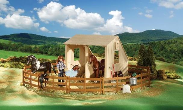 Breyer Horses Classics Horse Corral