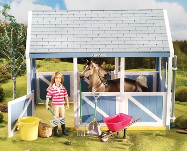 Breyer Horses Classics Stable Cleaning Accessories