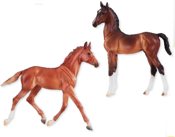 Breyer Horses Best of British Foal Set