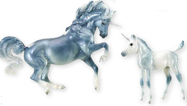 Breyer Horses Cascade and Caspian PRIME PRICNG plus FREE SHIPPING
