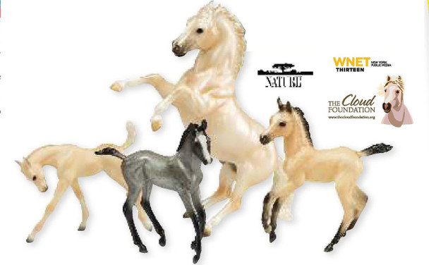 Breyer Horses 2019 Cloud's Legacy