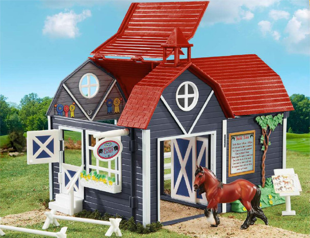 Breyer Horses Stablemates Riding Camp