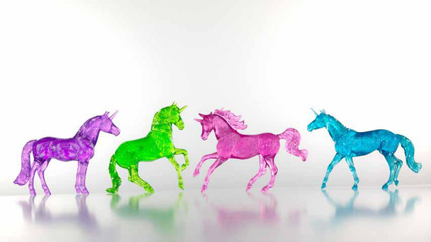 Breyer Horses  Glitter Unicorn Gift Collection Set
