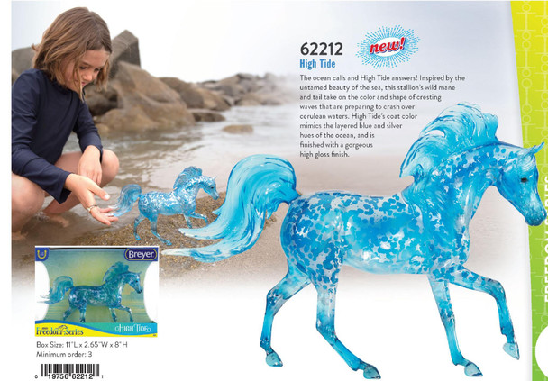 Breyer Horses Classics High Tide