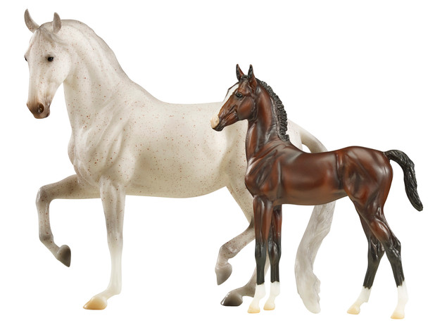 Breyer Horses Airiella and Favory Airiella