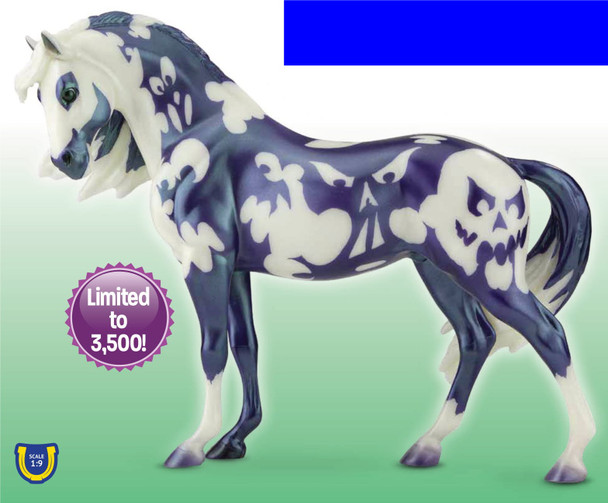 Breyer Horses Apparition - 2020 Halloween Horse: - OUT OF STOCK