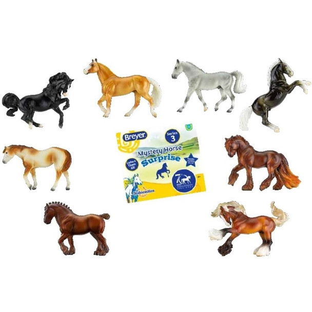 Breyer Horses Stablemates 70th Anniversary (Set of 8) - PRIME PRICING and SHIPS FREE