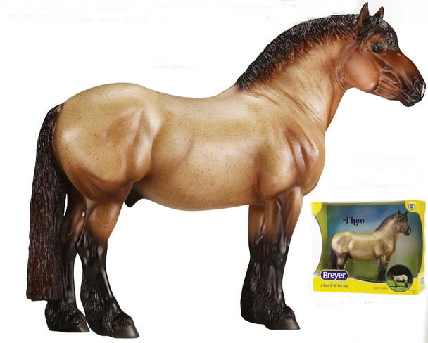 Breyer Horses Theo Ardennes -  PRIME PRICING plus FREE SHIPPING