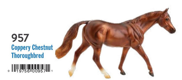 Breyer Horses Classics Coppery Chestnut