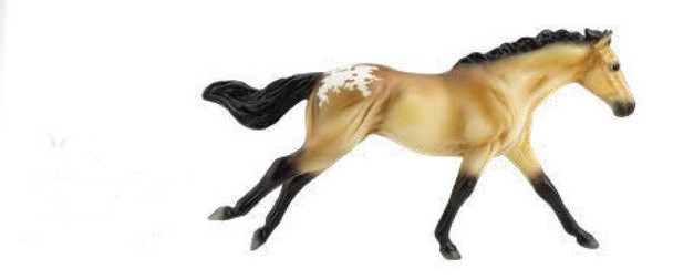 Breyer Horses Classics Buckskin Blanket Appaloosa