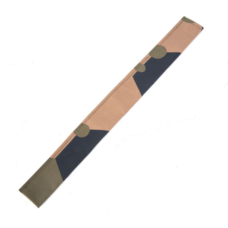 Seat Belt sleeve/protector for Land Rover 110 Perentie - military spec camo canvas - made in Australia