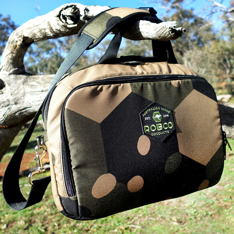 Perentie Laptop Satchel - Australian Made