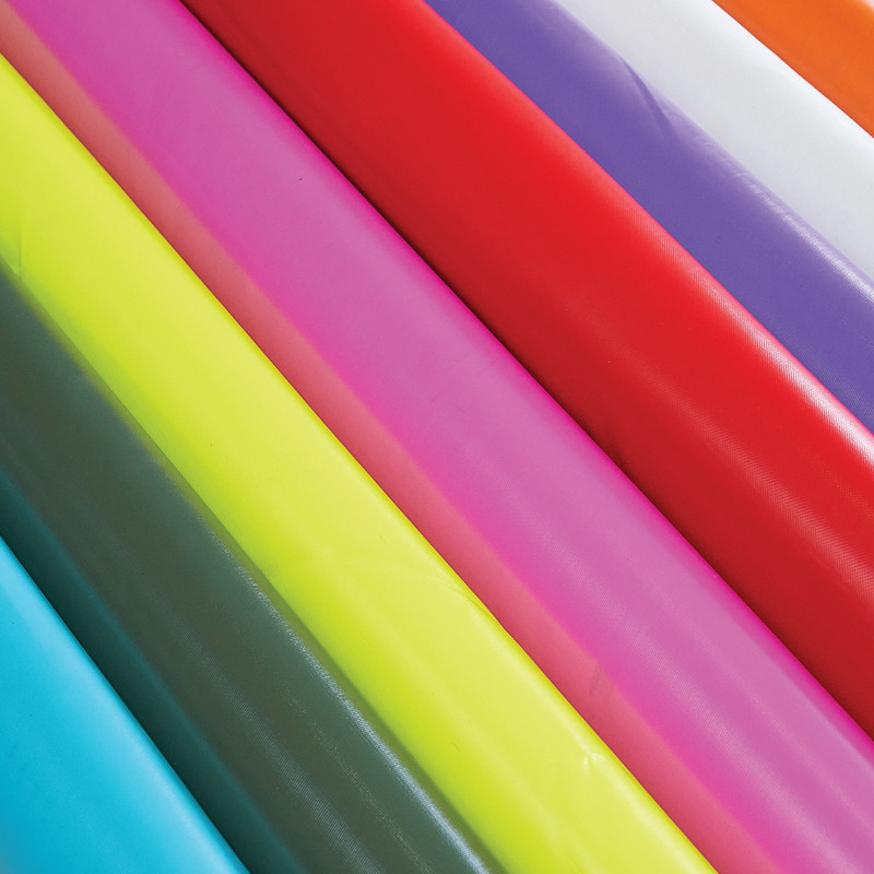 Senator 680gsm tear stop PVC material sold by the metre