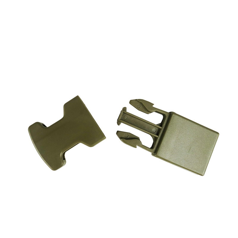 25mm SR25 TUK Side Release Buckle with Plate