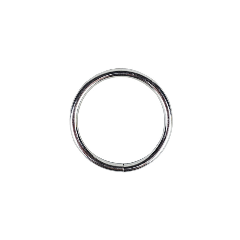 60mm stainless steel round ring
