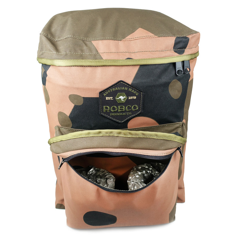 Land Rover Perentie 110 Jerry Can Bag - Made in Australian Military grade material