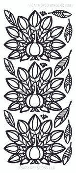 8ce65393d6bd5 Peel-Off Stickers - Outline Stickers - Small Outline Stickers - Page ...