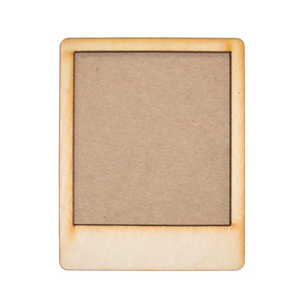 Polaroid Wood Frames, 2 Sets