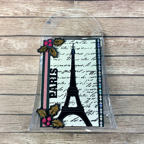 Paris Purse Gift Box Kit (Makes 2)