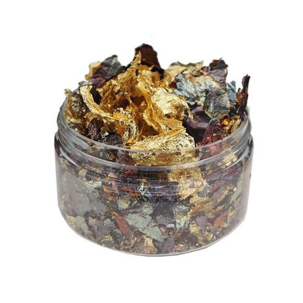 Cosmic Shimmer Gilding Flakes, Mulled Wine