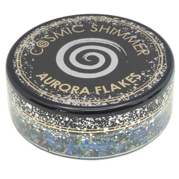 Cosmic Shimmer Aurora Flakes, Enchanted Forest