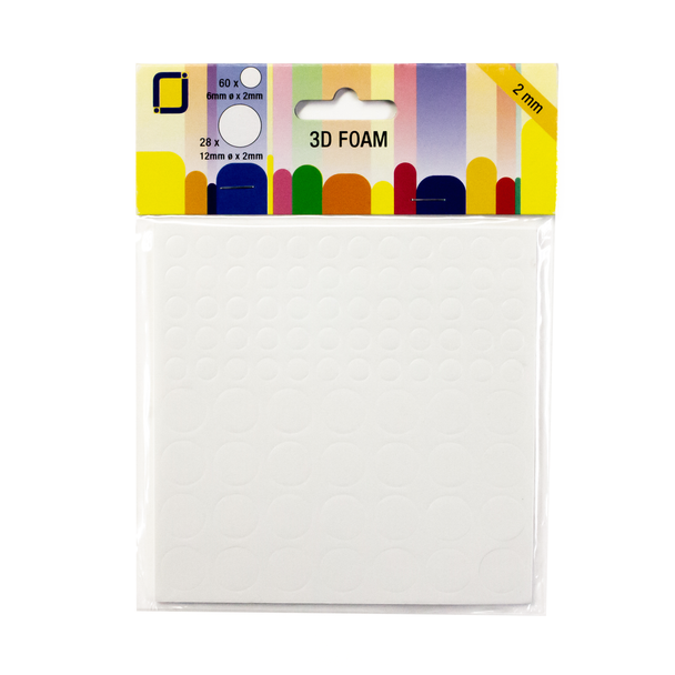 Double-Sided Adhesive Foam Dots