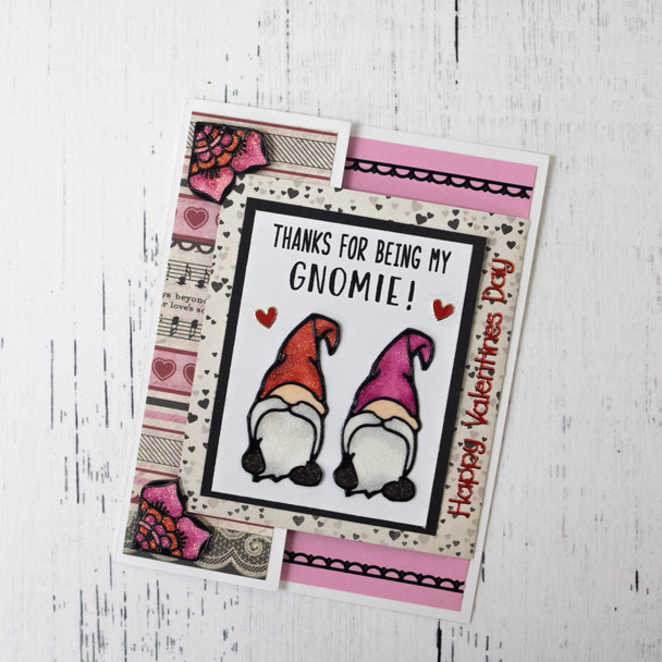 Gnomie Valentine's Cards Craft-along Kit (One of a Kind 1/23)