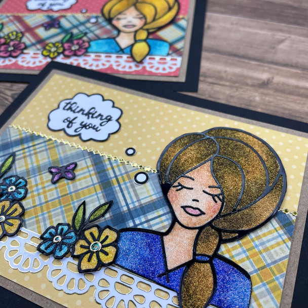 Online Class + Add-on Kit: Coloring Skin & Hair - Part 1 (7/31)