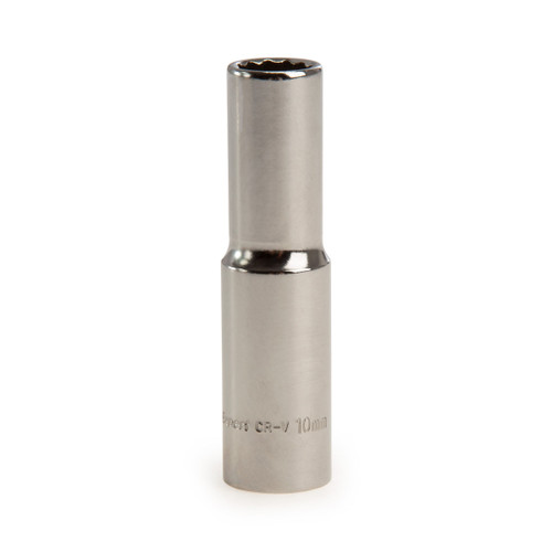 Draper 27103 (DT-MMB) Expert 10mm 3/8in Square Drive Hi-torq 12 Point Deep Socket