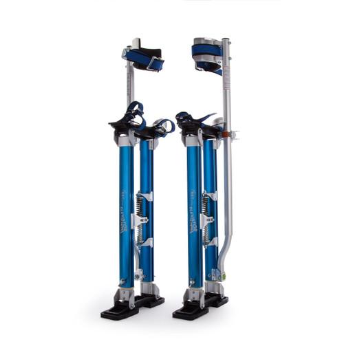 """RST RTR2440E Elevator Pro Aluminium Plasterers Stilts 24 - 40"""""""