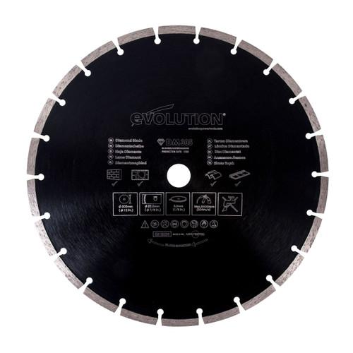 Evolution DM305 Diamond Cutting Blade 305mm