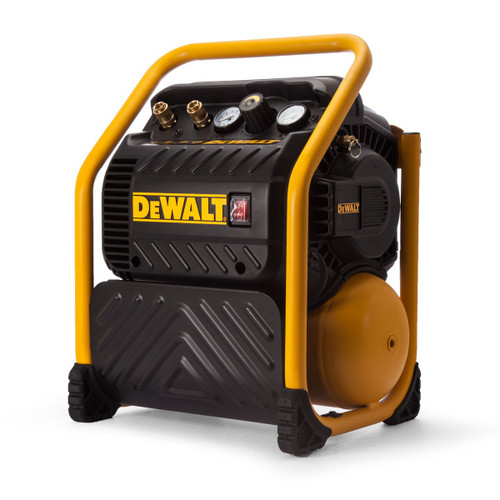 Dewalt DPC10QTC Mid Pressure Super Quiet Compressor 10L (240V)