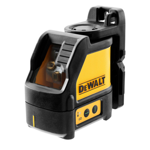 Dewalt DW088CG Green Self Levelling Cross Line Laser with Carry Case