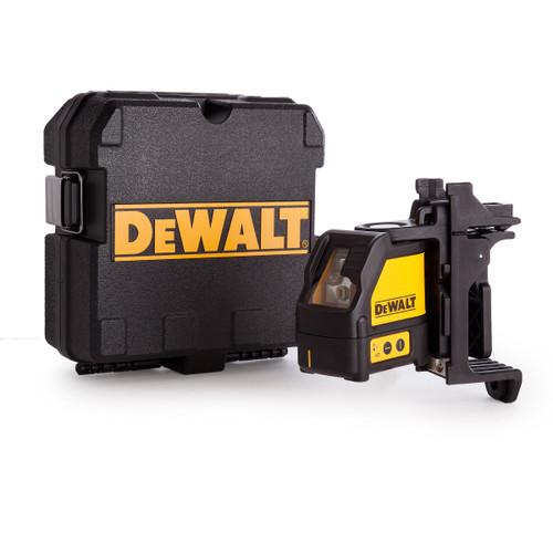 Dewalt DW088K Red Self Levelling Cross Line Laser