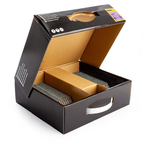 Dewalt DNPT28R50G12Z Galvanised Ring Shank Nails 2.8 x 50mm (Pack Of 2200)