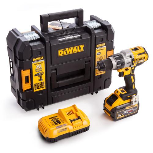 Dewalt DCD996X1 18V XR Combi Drill (1 x 9.0Ah FlexVolt Battery) in TStak Case