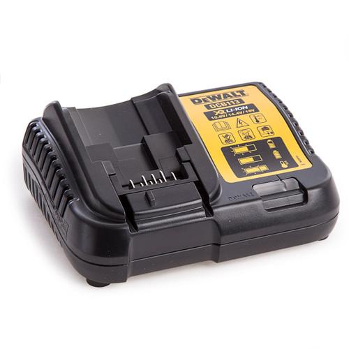 Dewalt DCB113 10.8v - 18v XR Compact Charger