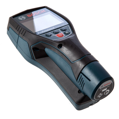 Bosch DTECT120 Universal Detector (4 x AA Batteries and Adapter)