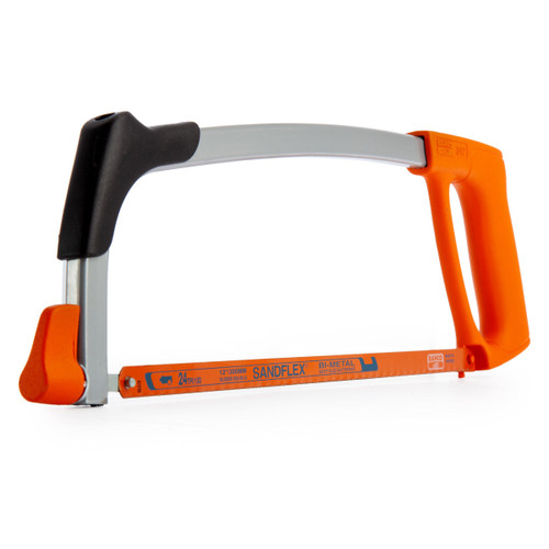 "Bahco 317 Hacksaw Frame with Blade 300mm (12"")"