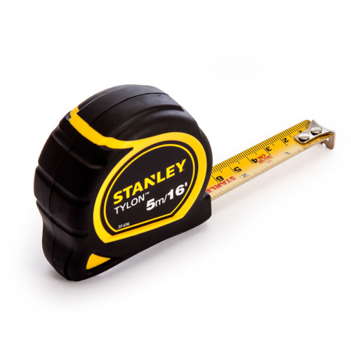 Stanley 1-30-696 Metric/Imperial Tylon Pocket Tape Measure 5m