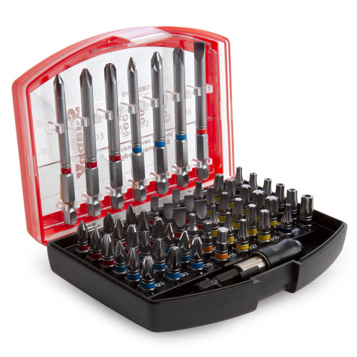 Trend SNAP/SB3/SET Snappy Screwdriver Bit Set (56 Pieces)