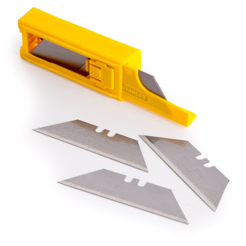 Stanley 3-11-921 1992B Knife Blades Heavy-Duty Pack 10 Dispenser