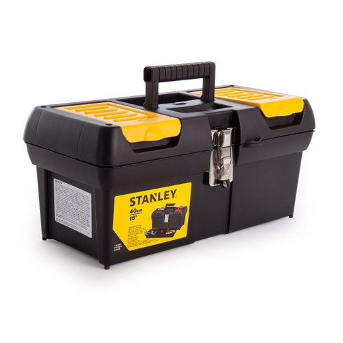 Stanley 1-92-065 Tool Box with Tote Tray 16""