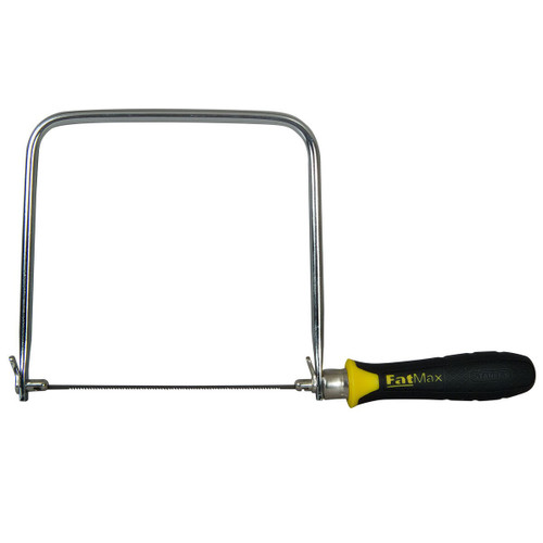 """Stanley 0-15-106 FatMax Coping Saw 170mm (6.5"""")"""