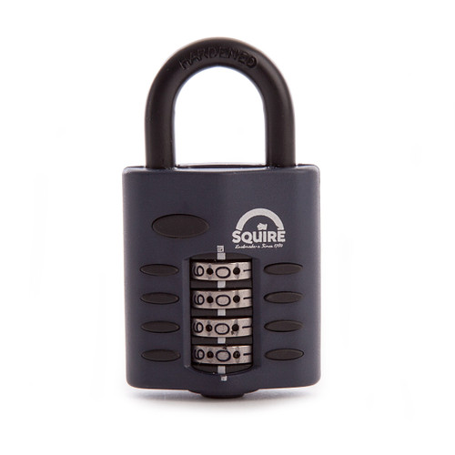 Henry Squire CP40 Push Button Combination Padlock 38mm