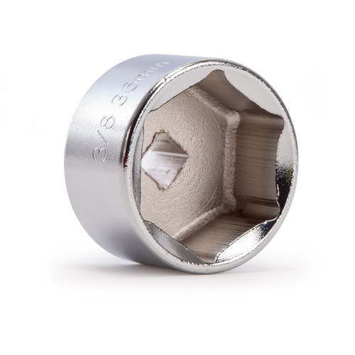 Sealey SX114 Low Profile Oil Filter Socket 36mm 3/8in Square Drive