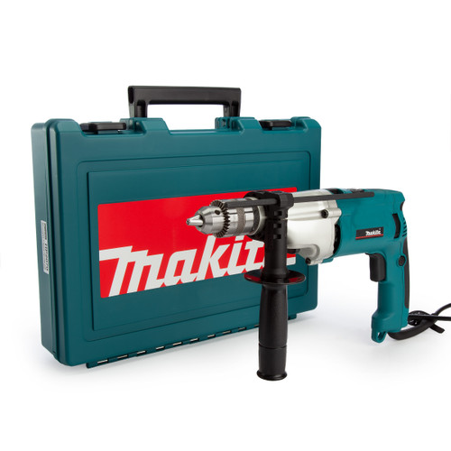Makita HP2070 13mm 2-Speed Percussion Drill 240V