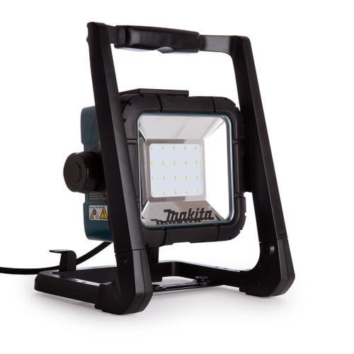 Makita DML805 Corded and 14.4V / 18V Cordless LED Worklight 240V (Body Only)