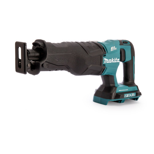Makita DJR360ZK 36V Brushless Reciprocating Saw (Body Only) - Accepts 2 x 18V Batteries